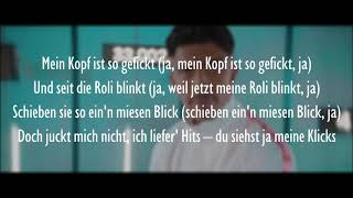 MERO   MEIN KOPF (Official HQ Lyrics) (Text)