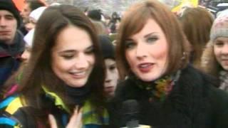 Телеканал СТС, Татьяна Космачева на Масленице СТС!