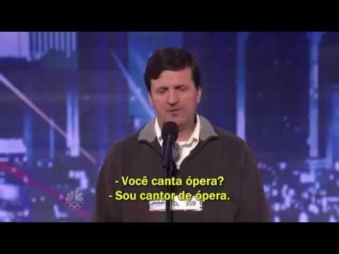 Este Brasileiro Nos Emocionou No Show de Talentos Americano