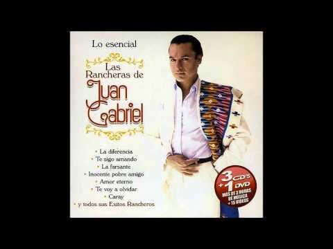 Yo Me Voy  -  Juan Gabriel