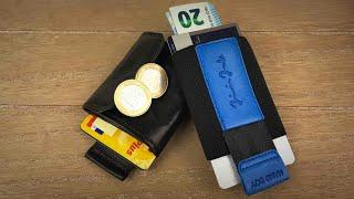 Slim Wallet NANO BOY POCKET (mit Münzfach) & VEGAN by Jaimie Jacobs // REVIEW & TEST // DEUTSCH