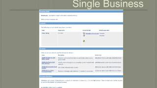 WebServices UDDI
