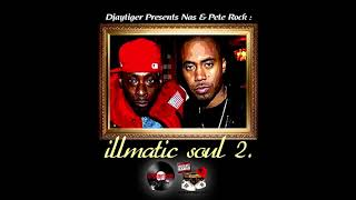 Nas & Pete Rock | Illmatic Soul 2: The SP1200 Edition (Full Album)