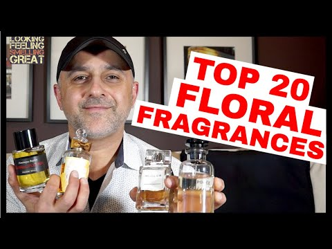 Top 20 Floral Fragrances | Best Floral Perfumes (Rose, Orange Blossom Not Included) 🌻 🌼 🌸 🌺💐 🌷