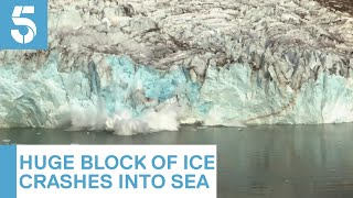 Climate Meltdown: Greenland's ice sheet melting at 'alarming rate' say NASA scientists | 5 News