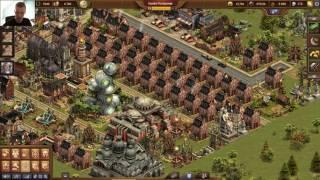 Forge of Empires - #12 Czołgi, pancerne wozy, wyprawa!