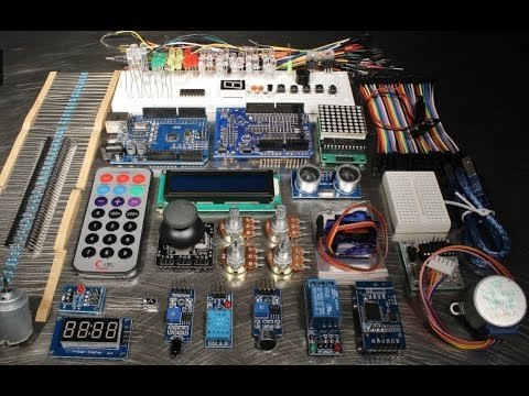best kit arduino you can buy and make top arduino projects
