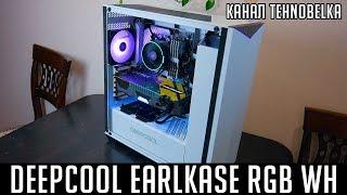 DeepCool Earlkase RGB WH - обзор корпуса