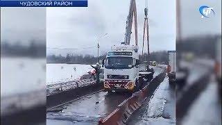 На трассе М-10 в Чудовском районе вновь возникают пробки