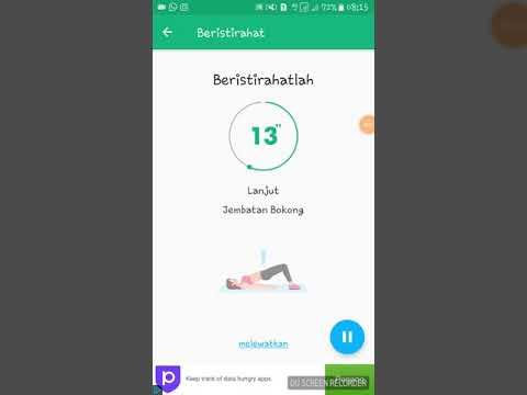 Stretch mark dengan penurunan berat badan