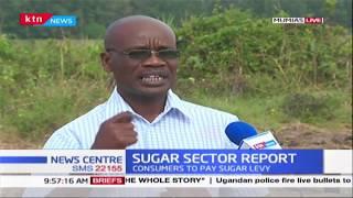 Mumias sugar task-force submits its report to president Uhuru, wants Mumias sugar privatized