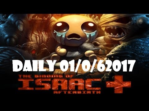The Binding of Isaac: Afterbirth+ Daily (Už?)