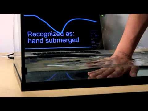 Mind-Blowing Disney Sensor Brings Gesture-Based Computing To Everyday Objects