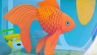 Би-Би Знайки – Буква Р -  мультфильм про машинки – учим алфавит