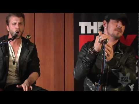Fox Uninvited Guest with Three Days Grace - Anonymous