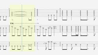 99.9 - モブサイコ100 II OP - Guitar Cover w/ Tabs