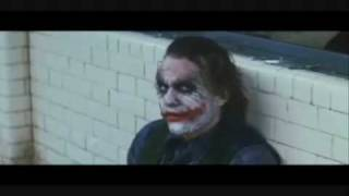 A Tribute To Heath Ledger and The Joker: Evil and A Heathen