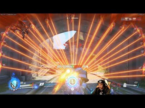 Выживет ли Райнхардт? Tower Defence в Overwatch