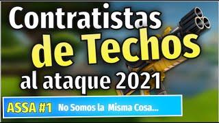 Contratistas de Techos 2021