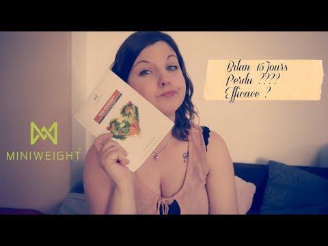 Perte de poids non intentionnelle significative