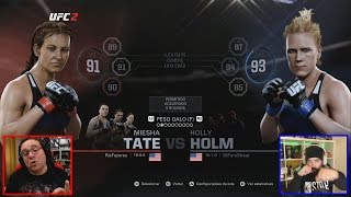 EA SPORTS UFC 2 | #20 | RIC vs STREET