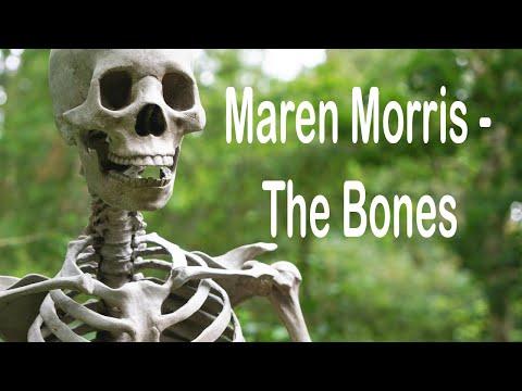 Maren Morris ft  Hozier - The Bones (Lyrics)