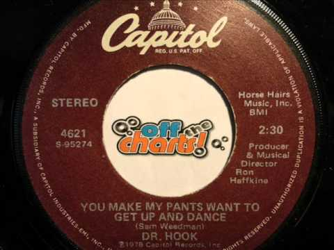 Dr. Hook  - You Make My Pants Want To Get Up And Dance ■ 45 RPM 1978 ■ OffTheCharts365