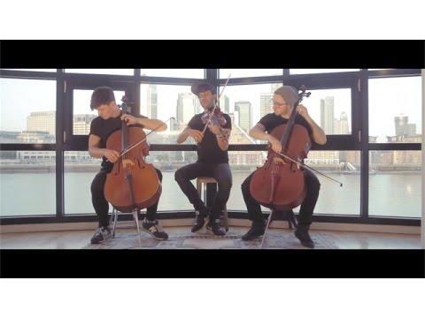 Cheap Thrills - Sia Violin Cello Cover Ember Trio