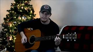 """""""Honky Tonk Christmas"""" by Alan Jackson - Cover by Timothy Baker"""