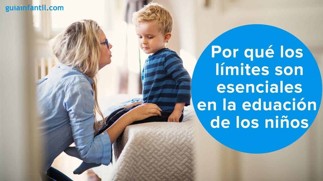 Por qué los límites son esenciales en la educación de los niños | #ConectaConTuHijo
