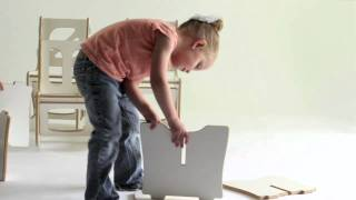Sprout: Tool-less Modern Kids Furniture