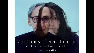 Franco Battiato & Antony - Del suo veloce volo - You are my sister