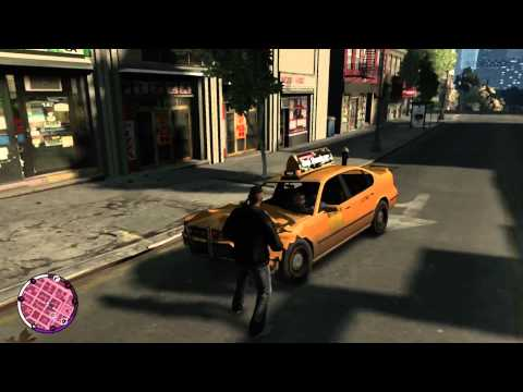 GTA 4 The Ballad Of Gay Tony Super Punch CHEAT Funny Moments Part 1