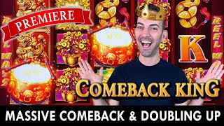 🔴 LIVE Premiere 🥁 Comeback King Strikes Again.