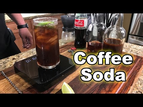Coffee Soda - #1 Summer Drink