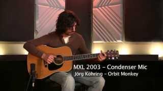MXL 2003   Acoustic Guitar Demo