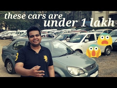 These Cars Are Less Than 1 Lakh Rupees | Dirt Cheap Cars | Car Shopping PART 1