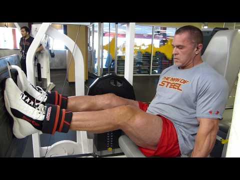 La douleur et la rubéfaction dans le muscle jumeau
