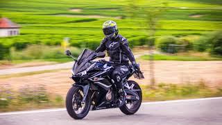 Honda CBR - Testvideo DJI Phantom 3 Advanced