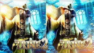 3D TRINE 2 - EP.01 VR Videos 3D SBS Google Cardboard VR Virtual Reality VR Box