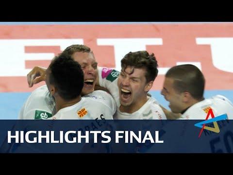 HC Vardar vs Telekom Veszprem | Highlights Final | Final match | VELUX EHF FINAL4