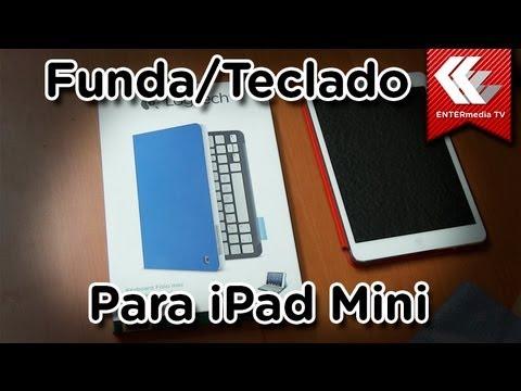 Teclado/Funda para iPad Mini