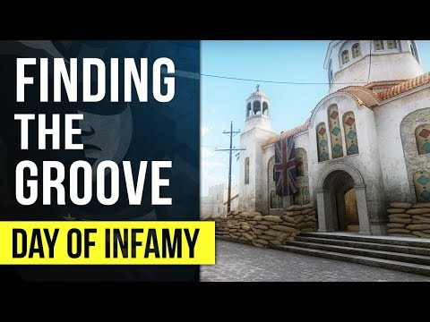 FINDING THE GROOVE | Day of Infamy Gameplay