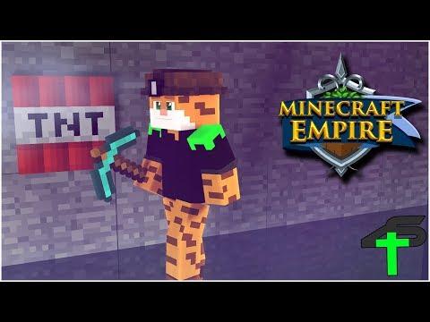 Katzenkorb Bauen! | #20 | Minecraft Empire | Items4Sacred [GER]