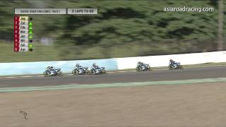 Bikes - Sentul2015 Suzuki Asian Challenge Race 1 Full Race