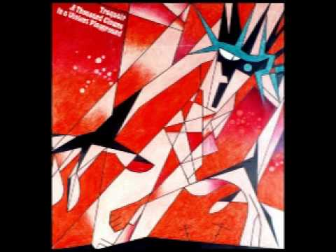 Traquair - A Thousand Clowns in a Violent Playground (2012) Full Album