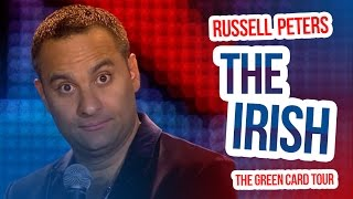 The Irish | Russell Peters - The Green Card Tour
