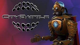 Три боя - три победы и рекордный урон | CityBattle Virtual Earth