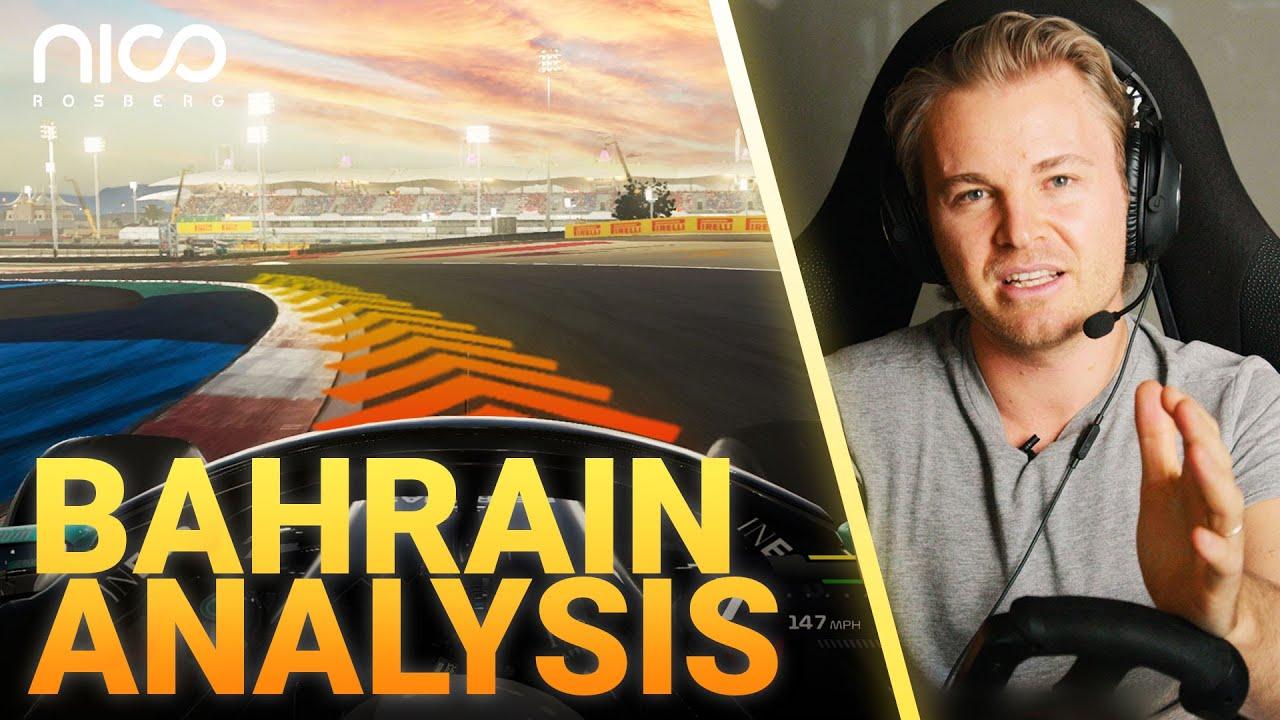 Rosberg: Wheel-to-Wheel Battle & Bahrain Track Analysis