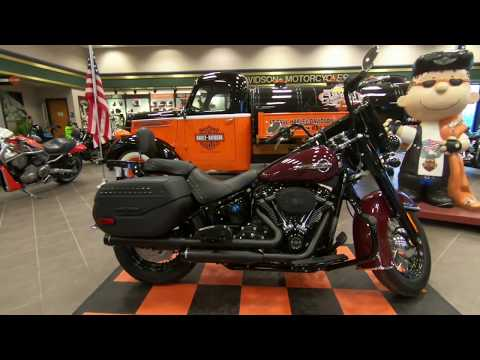 2020 Harley-Davidson CUSTOM Heritage Softail 114 FLHCS
